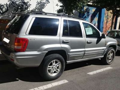 usado Jeep Grand Cherokee 3.1TD Limited