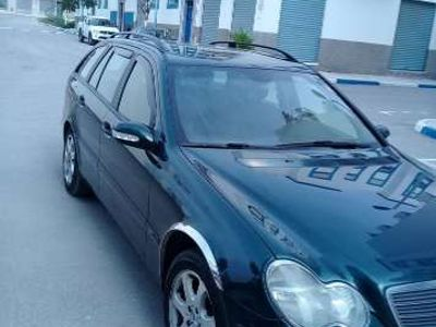 usado Mercedes C200 Familiar CDI Classic