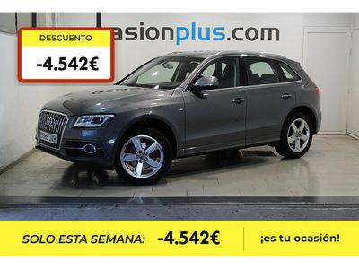 brugt Audi Q5 2.0 TDI CD Quattro S-tronic S line 140kW (190