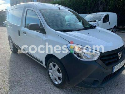 usado Dacia Dokker Dokker ComercialVan 1.5dci Ambiance 55kw 75 cv en Madrid