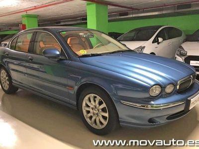 usado Jaguar X-type 2.5 V6 196cv Sport **NACIONAL**