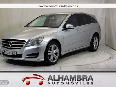 usado Mercedes R300 ClaseCDI BLUE EFFICIENCY AUTO
