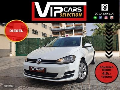 usado VW Golf Advance 1.6 TDI 105cv BMT