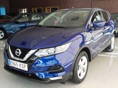 usado Nissan Qashqai dCi 85 kW 115 CV E6D ACENTA