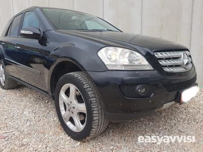 second-hand Mercedes ML320 CDI