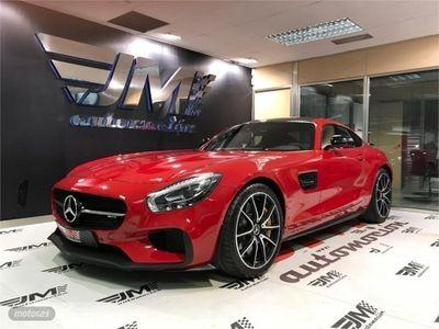 usado Mercedes AMG GT Coupé S EDITION 1--FRENOS CERAMICOS