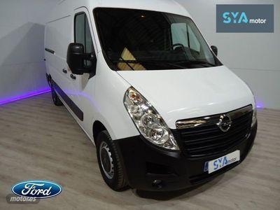 usado Opel Movano Fg. 2.3CDTI L2H2 3500 130