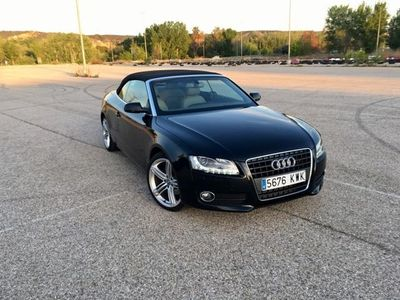 used Audi A5 Cabriolet 2.0 TFSI quattro S-Tronic 211