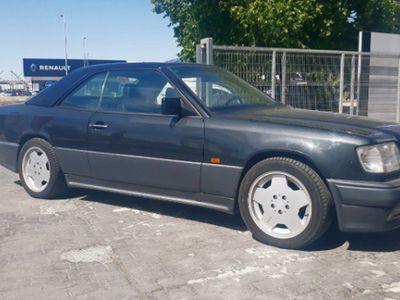 usado Mercedes 320 Clase E Cabriolet