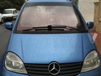 usado Mercedes Vaneo 1.7 CDI Family -02