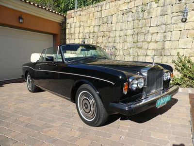 usado Rolls Royce Corniche II Historial & Restaurado - History & Restored