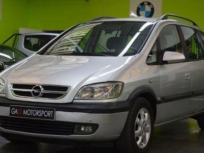 gebraucht Opel Zafira 2.2Dti 16v Elegance