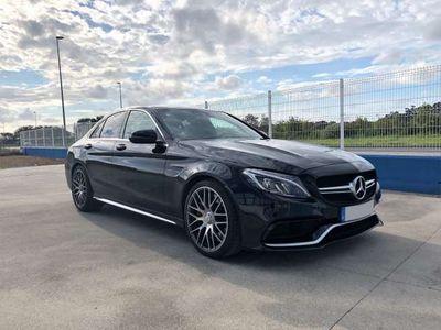 used Mercedes C63 AMG AMG Particular, nacional, full, IVA deducible