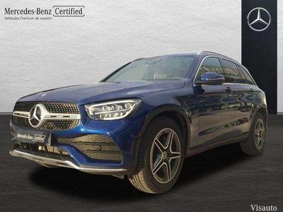 usado Mercedes 200 GLCd 4Matic 9G-Tronic