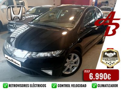 gebraucht Honda Civic 1.8 i-VTEC Sport