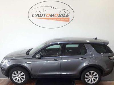usado Land Rover Discovery Sport 2.0TD4 Pure 4x4 Aut. 180