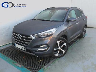gebraucht Hyundai Tucson 2.0CRDI BD Tecno 4x2