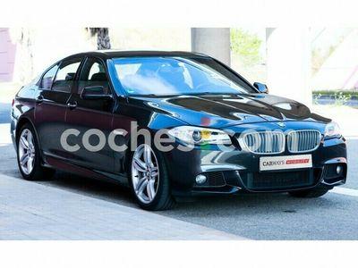 usado BMW 550 Serie 5 ia 407 cv en Barcelona