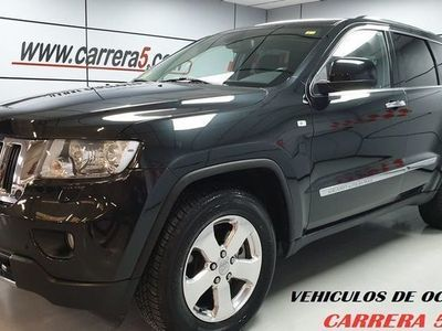 usado Jeep Grand Cherokee 3.0CRD Limited 241 Aut.
