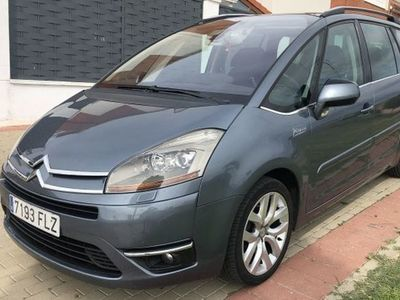 brugt Citroën Grand C4 Picasso 2.0HDI Exclusive+ CAS