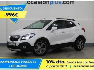 brugt Opel Mokka 1.7CDTi S&S Excellence 4x2