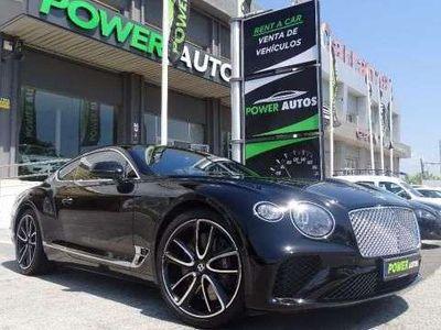 usado Bentley Continental Deportivo 635cv Automático de 2 Puertas
