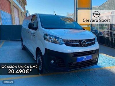 usado Opel Vivaro 2.0 Diesel 88kW 120CV M Inc. Select