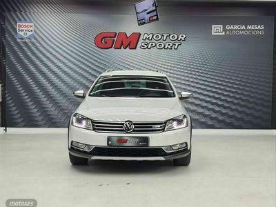 usado VW Passat Alltrack 2.0 TDI 177cv DSG 4motion BMT