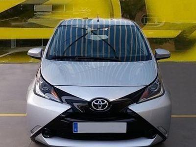 usado Toyota Aygo 1.0 x play Business