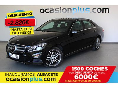 usado Mercedes 250 CDI Elegance 204 CV
