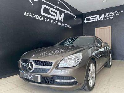 usado Mercedes SLK200 ClaseBE Edition 1 7G Plus