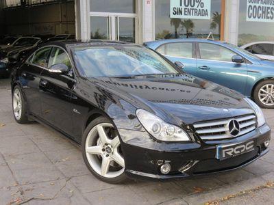 usado Mercedes CLS63 AMG ClaseAMG Aut. 514