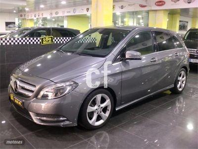 usado Mercedes B180 CDI BE 7G-DCT - Automático - 80.000 kms