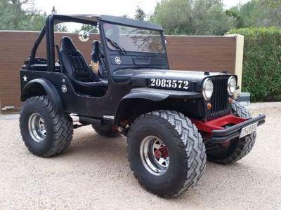 gebraucht Jeep Willys SWAP Corvette V8