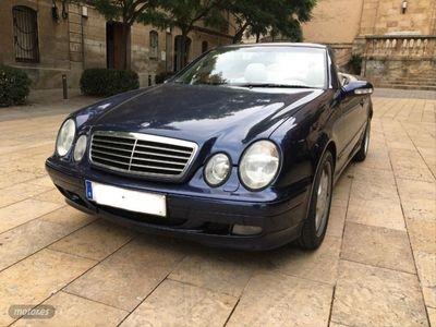 usado Mercedes CLK430 Clase CLKAVANTGARDE