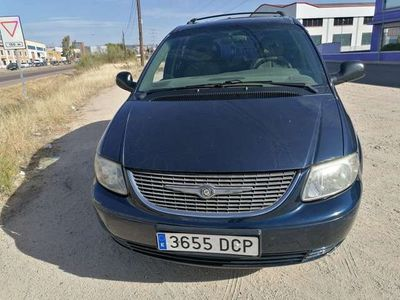 usado Chrysler Grand Voyager 2.5 CRD LX