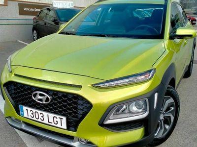 usado Hyundai Kona HEV 1.6 GDI DT Klass