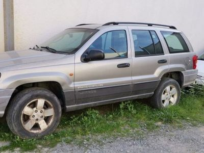 used Jeep Grand Cherokee 2.7CRD Laredo
