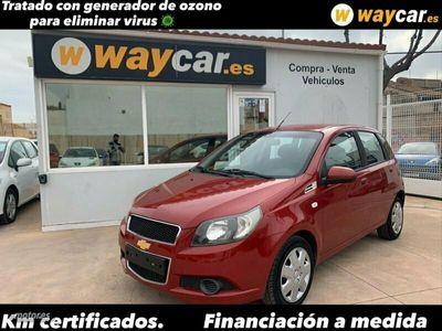 usado Chevrolet Aveo 1.4 16v LS