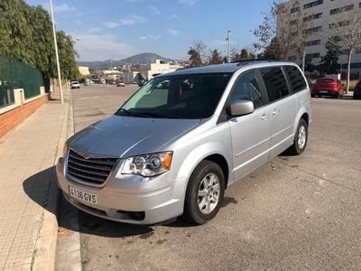 brugt Chrysler Grand Voyager 2.8CRD Touring Confort Plus Aut.