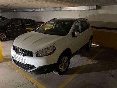 usado Nissan Qashqai +2 Q .0dCi Tekna Sport 4x2 17´´
