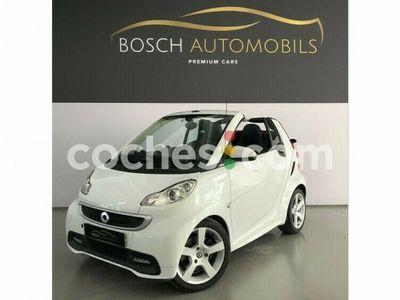 usado Smart ForTwo Cabrio 62 Pulse Aut. 84 cv en Barcelona
