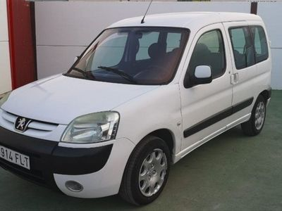 usado Peugeot Partner 1.6 HDi 90 Combi Plus