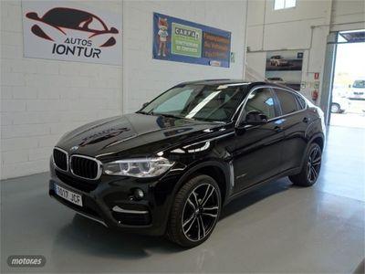 usado BMW X6 xDrive 30dA, CUERO,NAVEGADOR,ASIENTOS CALEFA