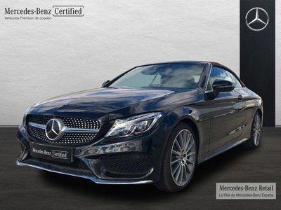 usado Mercedes 250 C LASE d CABRIO
