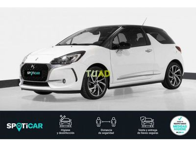 usado DS Automobiles DS3 PureTech 81kW (110CV) EAT6 So Chic