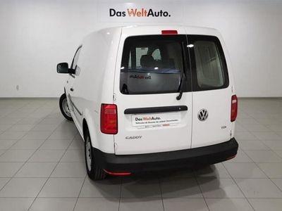usado VW Caddy Profesional Furgon 2.0 TDI BMT 55 kW (75 CV)