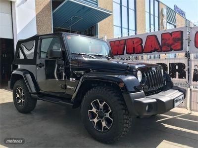 gebraucht Jeep Wrangler 2.8 CRD Sahara