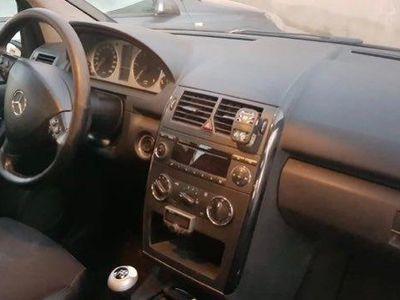 brugt Mercedes A180 CDI Red