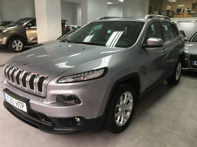 brugt Jeep Cherokee 2.0D Limited 4x2 140